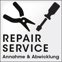 Der digital shop pany Repair-Service